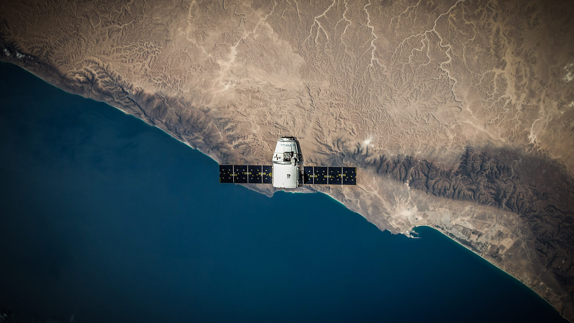 SpaceX-blog