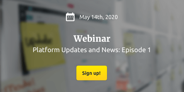 Webinar-platform-updates-news
