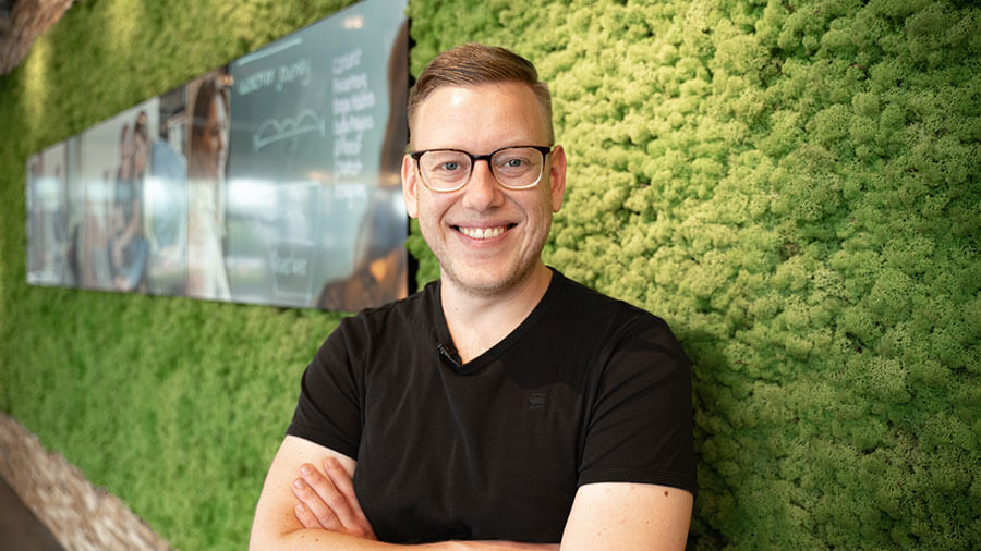 Who is Maarten Hoogland, inside sales representative at Betty Blocks?